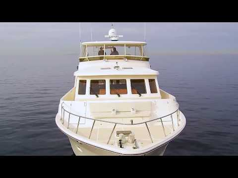 """""""Just In Time"""" Motor Yacht by Offshore West"""