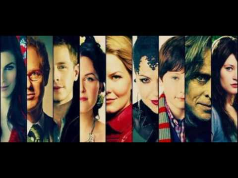 Os Personagens De Once Upon A Time Youtube