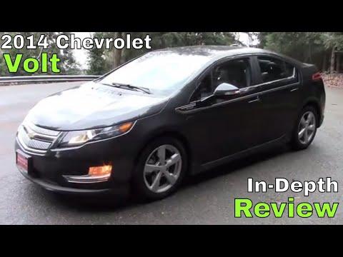 2014 Chevrolet Volt - Review