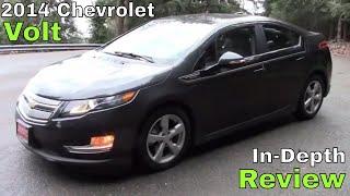 Chevrolet Volt 2014 Videos