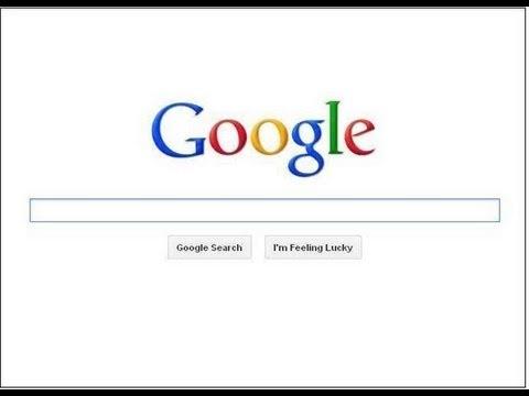 Google as homepage