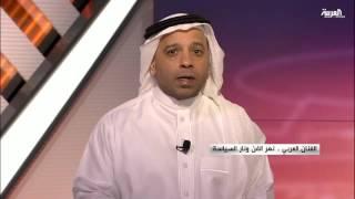 مرايا: الفنان العربي .. نهر الفن ونار السياسة