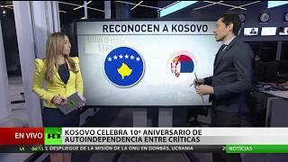 Kosovo celebra el décimo aniversario de autoindependencia entre críticas