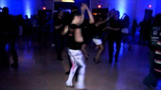 Jose Serrano & Christina Tully - Miami Salsa Congress 2012 (Sat - Social Dancing)