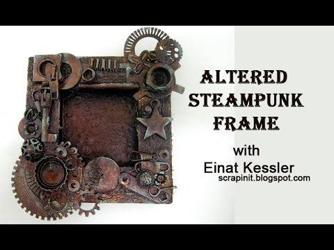 Altered Steampunk Frame