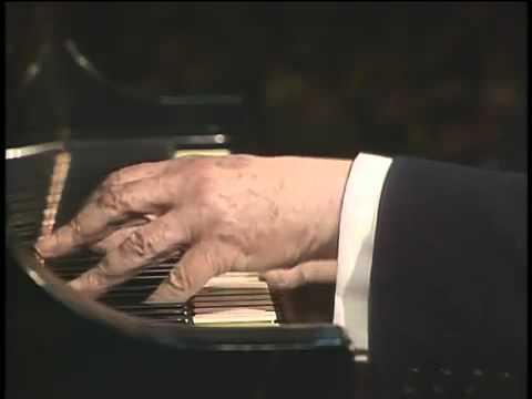Horowitz plays Schubert Impromptu in G flat major D899 No.3