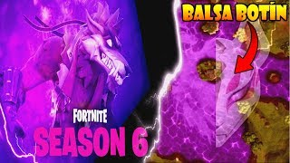 🔴WAIT SEASON 6!!! 🔴 WHAT WILL BE BALSA BUTTON'S DESTINATION? FORTNITE BATTLE ROYALE