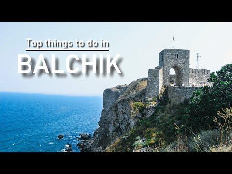 Top things to do in Balchik, Bulgaria