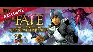 FATE: Undiscovered Realms - Preview of FATE