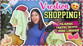 VACATION SHOPPING HAUL | BEST Inner & Outerwear SALE | Bras, Tops & Leggings | ThatQuirkyMiss