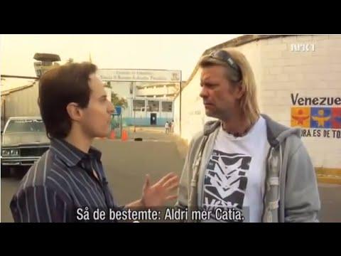 Norwegian TV Personality Alex Rosén Interviews HRF's Thor Halvorssen