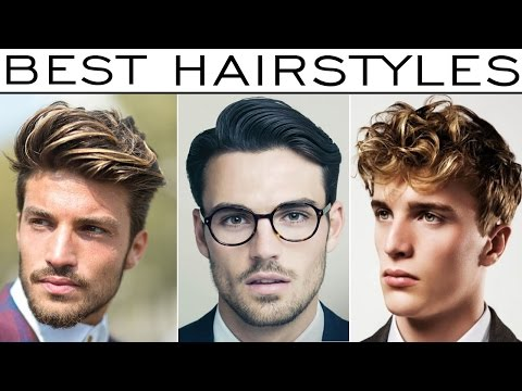 5 BEST MEN\'S HAIRSTYLES OF 2017 | Most Attractive Men\'s Hair Styles ...