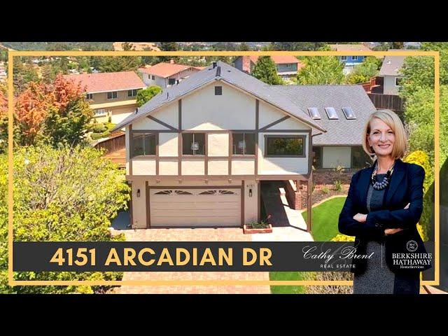 4151 Arcadian Dr, Castro Valley, CA 94546 | Cathy Brent Real Estate