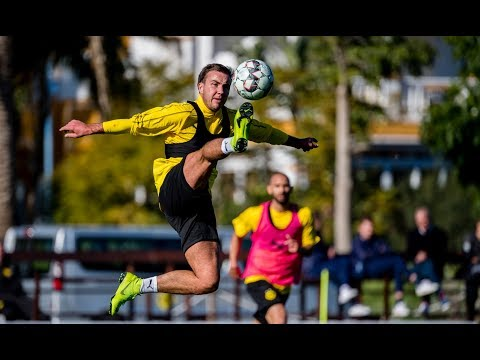BVB Training Session w/ Götze & More in Marbella | ReLive