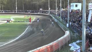 GKM Grudziądz - Carbon Start Gniezno 43:46 - najciekawsze biegi