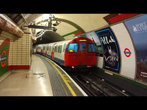 A look around Piccadilly Circus station