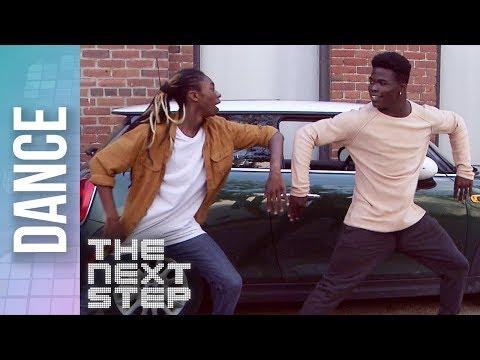 LaTroy, Henry & Sloane Trio - The Next Step Dances (Season 5 Episode 12)