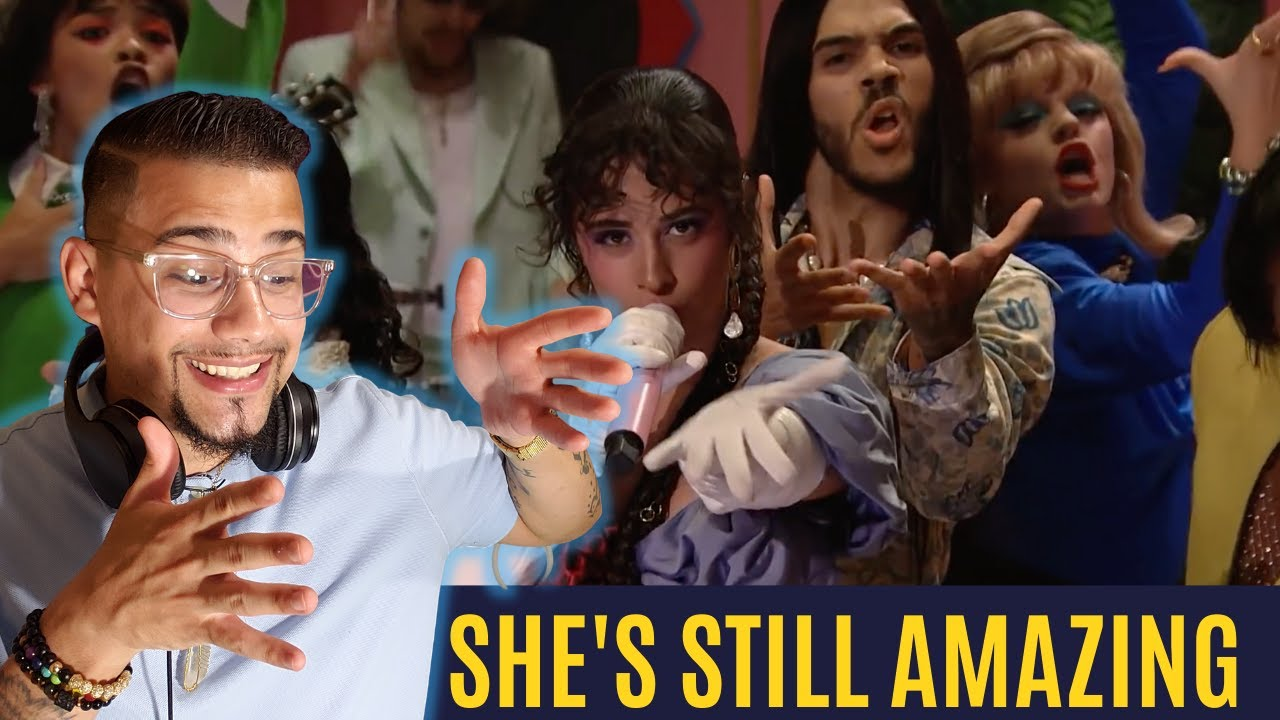 Download Camila Cabello - Don't Go Yet REACTION   LIVE On The Tonight Show With Jimmy Fallon