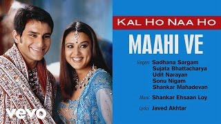 Official Audio Song Kal Ho Naa Ho Sonu Nigam