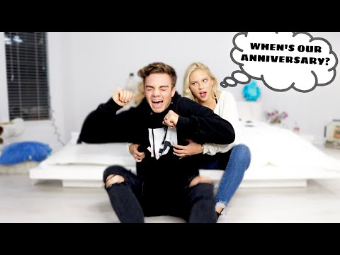 ANSWER WRONG GET TICKLED BY GIRLFRIEND! - CHALLENGE