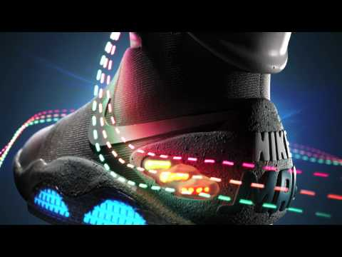 Nike Air MAG 2011 - Marty McFly's Back to the Future II 2 Shoes