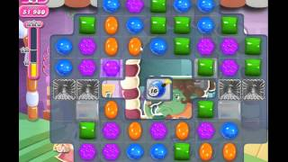 Candy Crush Saga Level 770 - No Boosters