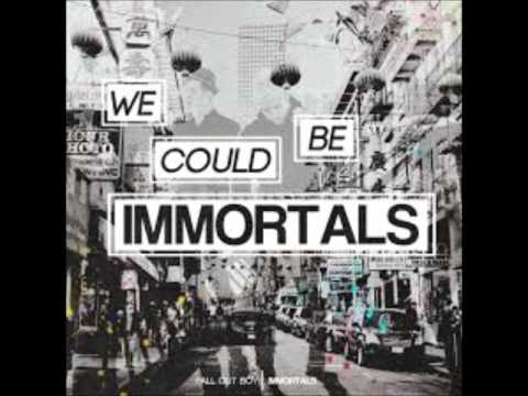 [MP3 DOWNLOAD] Fall Out Boy Immortals FREE Download