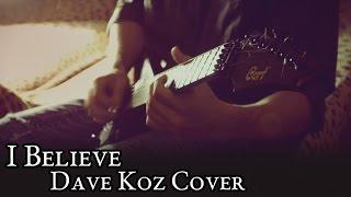 Dryante - I Believe (Dave Koz Cover)