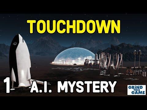 Surviving Mars - #1 ARTIFICIAL INTELLIGENCE (AI) Mystery [4k]