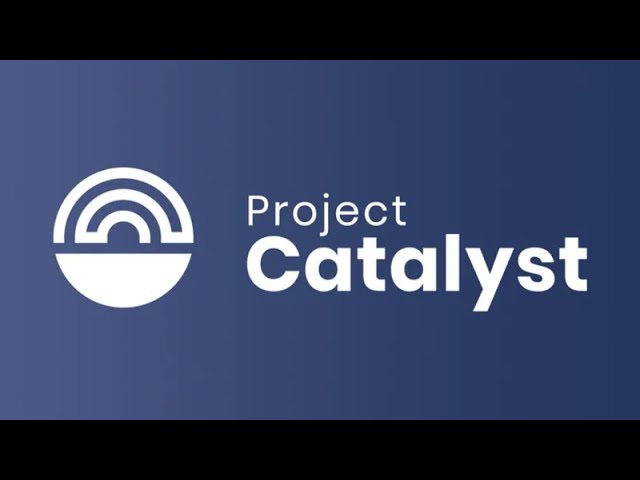 Project Catalyst - Weekly Town Hall