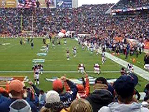 Jacksonville at Denver NFL  2008 - Game Opening