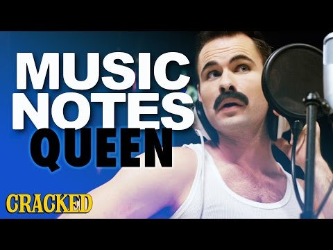 Music Notes: Why Queen's Lyrics are Secretly Ridiculous