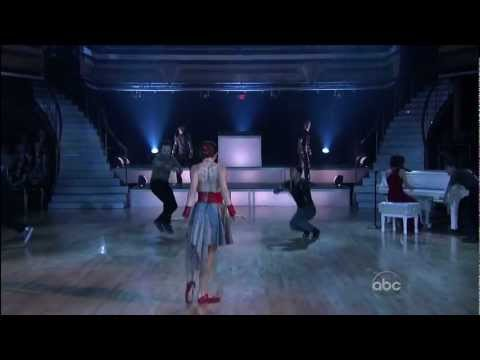 """Christina Grimmie performing """"Titanium"""" by Sia on Dancing With The Stars (10-16-12)"""