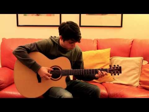 (Adam Levine) Lost Stars - Paolo Acoustic