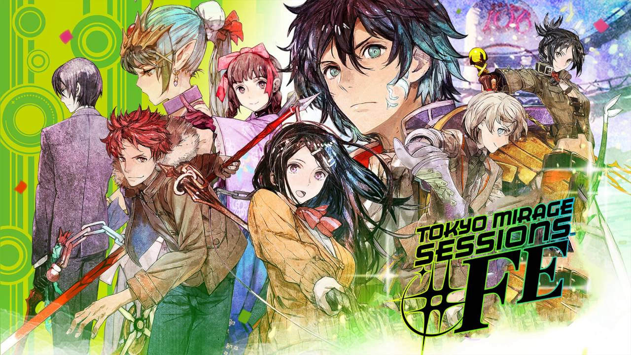 Image result for Tokyo Mirage Sessions #FE bloom Palace
