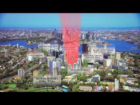 NEW! Vantage Residences In North Sydney