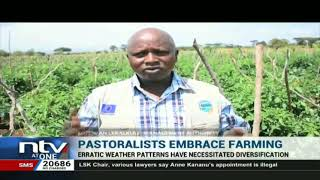 Pastoralist communities urged to embrace crop farming