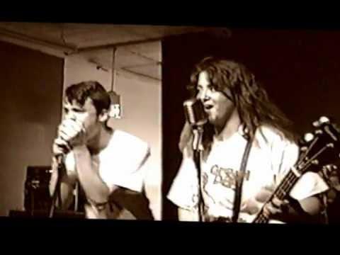 Teen Idols  @ Lucys Record Shop 1994 Performing Nightmares