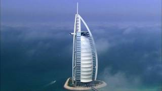 Highest dive ever off the Burj Al Arab