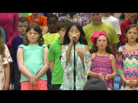 Cahaba 4th Grade  Music: Language of the World