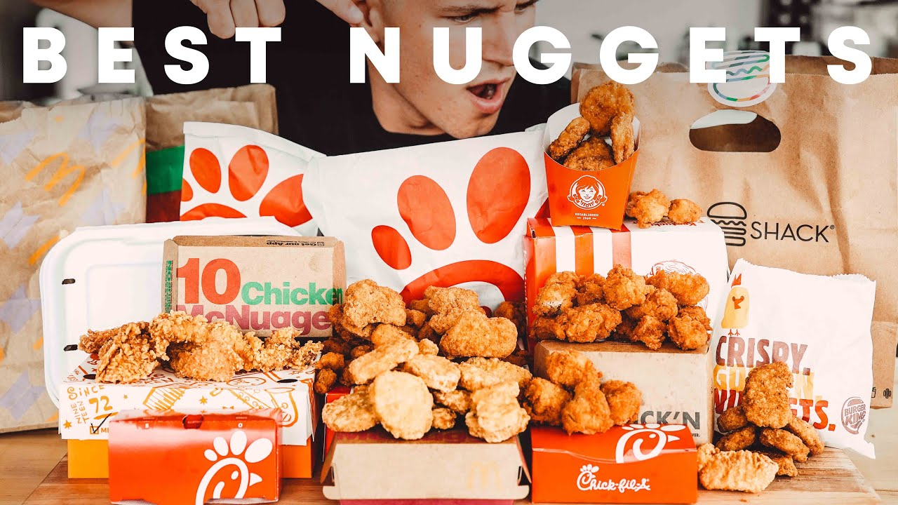 Best Fast Food Nuggets