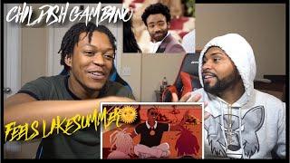 Childish Gambino - Feels Like Summer | FVO Reaction