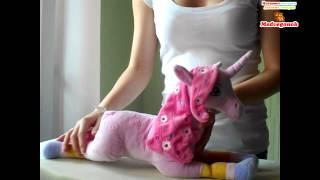 Видеообзор: Плюшевая мягкая игрушка