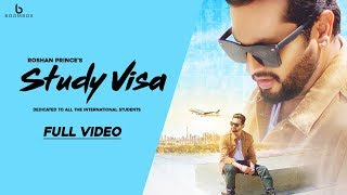 Study Visa |Roshan Prince|  Full Video || New Punjabi Songs 2018 | Boombox