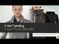 5 Hot Trending Cowl Neck Hoodie Amazon Fashion, Winter 2017