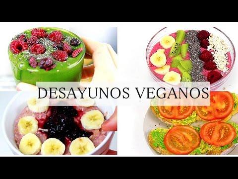 Desayunos vegetarianos faciles y deliciosos bessy for Menu vegano para principiantes