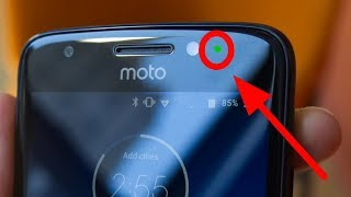 MOTO E4 PLUS LED LIGHT NOTIFICATION PROBLEM SOLVED IN ALL LANGUAGES