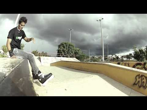 Savana Skate Shop - Juninho Moraes - Park Edit