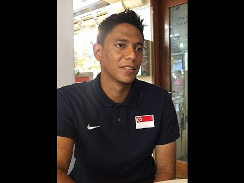 The Andy Penders Sunday Show -  A Singaporean Coach In Thailand, And Shahril Jantan's Highs And Lows