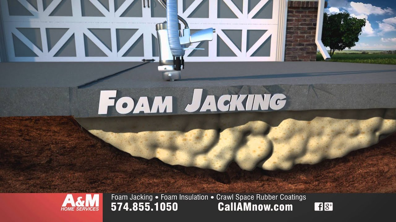 Concrete leveling foam diy clublifeglobal concrete leveling foam jacking a m safebasements you solutioingenieria